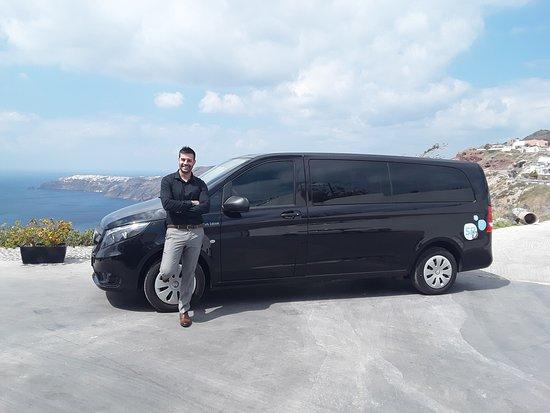 Best Driver In Santorini S