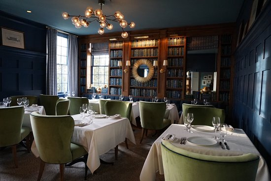 The Clifton: The Library