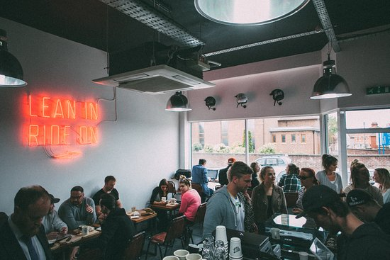 Guilt Trip Coffee And Donuts Belfast Updated 2020