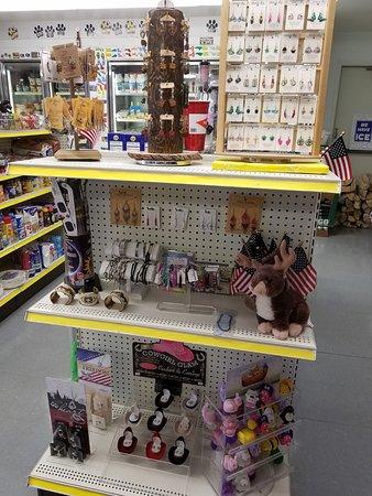 Cheyenne KOA: KOA Gift shop