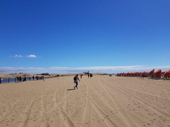 Playa de Maspalomas: 20180324_111209_large.jpg