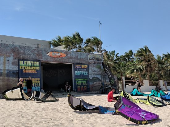 Elevation Kiteboarding School: Doors open and waiting for you