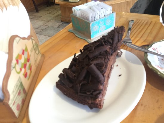 Chocolateria Patagonia Dulce: Chocolate Cake
