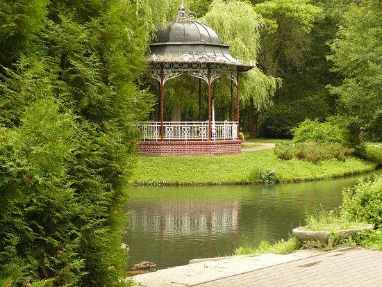 Stanislaw Staszic City Park