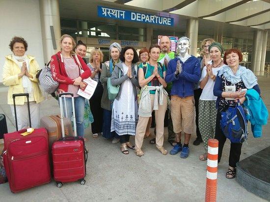 Guide in Varanasi