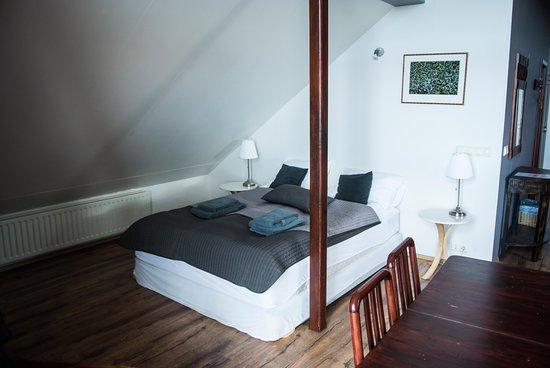 Borgarnes, Islandia: 2 double bedroom apartment