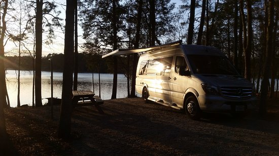Cheraw, Güney Carolina: RV site #15