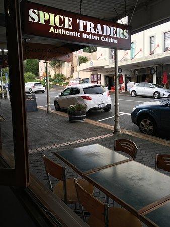 Devonport, Neuseeland: View from the Restaurant