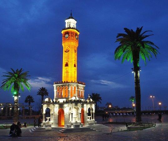 Izmir Taxi Service