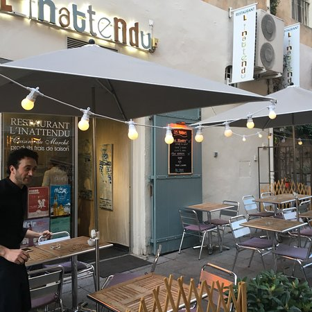 Photo0jpg Picture Of Restaurant Linattendu Marseille Tripadvisor