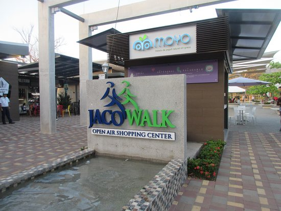 Jaco Walk Open Air Shopping Center