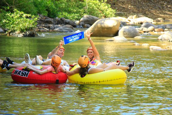 Canopy River: Rafting excursion at River Expedition