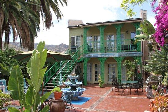 La Paloma Cottages Las Flores