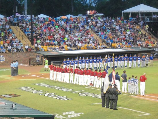 American Legion World Series at Keeter Stadium, Shelby, NC