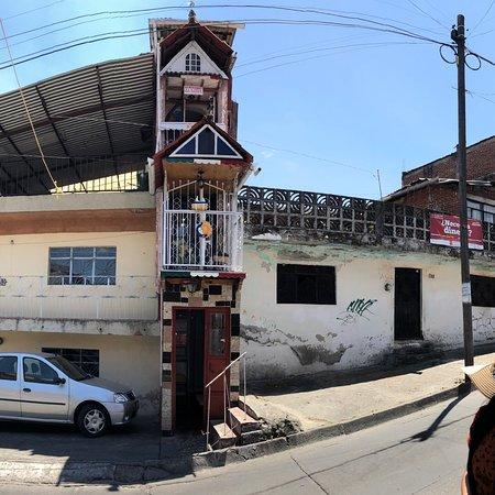 La Casa mas Angosta: Un museo pequeñito