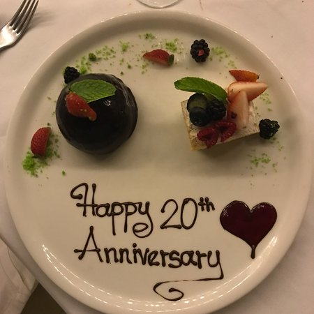 Special 20 Year Anniversary Celebration