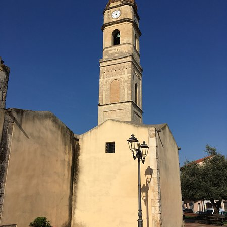 Assemini, Itálie: Chiesa di San Pietro