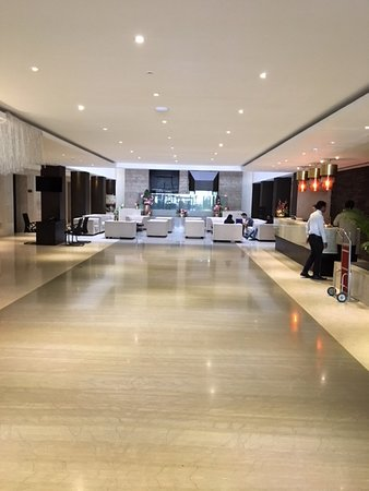Hash Six Hotels: The grand lobby