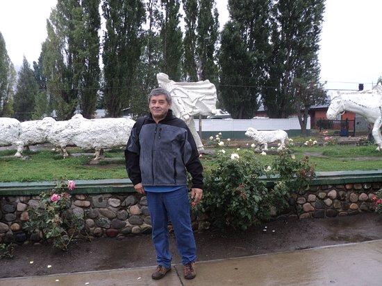 Plaza Baquedano Coyhaique Chile