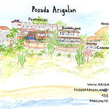 Hotel Posada Arigalan: Posada Arigalan
