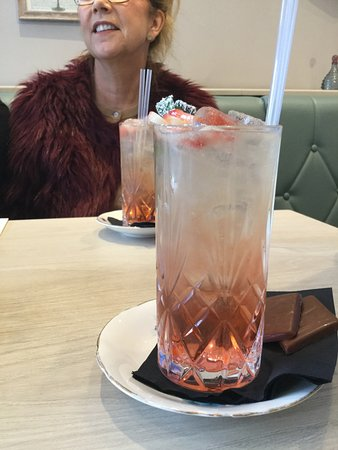 Eccles, UK: Mocktail B