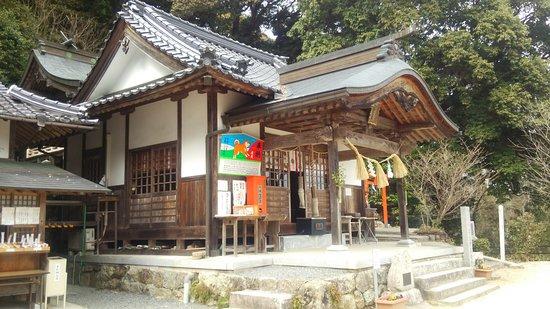 Akaiwa, Japan: 拝殿
