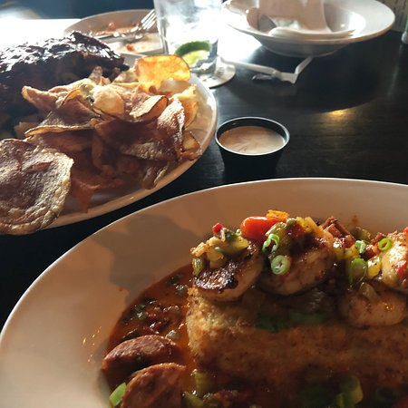 steak frites picture of the whiskey kitchen virginia beach rh tripadvisor com