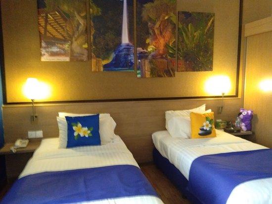 Lost World Of Tambun Hotel Exotic Room