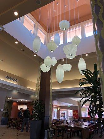 Hilton Garden Inn St. George: Lobby