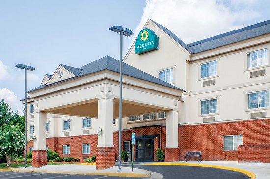 La Quinta Inn Richmond South: Exterior