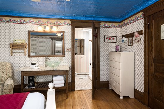 Westby House Inn: Rose Room 