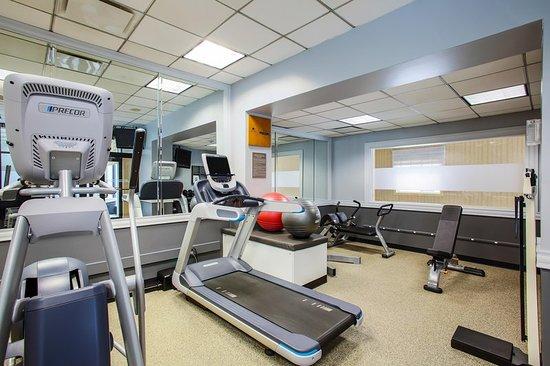 Alsip, IL: Health club