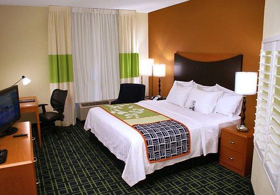 Kingsburg, Kalifornien: Guest room