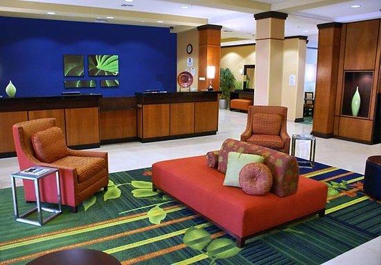 Kingsburg, Kalifornien: Lobby