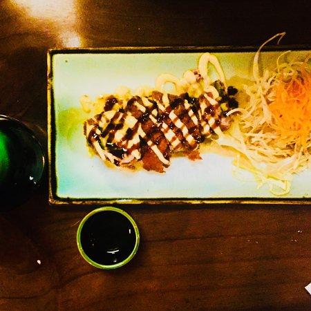 Yokoso Izakaya: Katsu cheese roll...so yum!