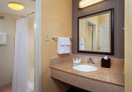 Landover, MD: Guest room