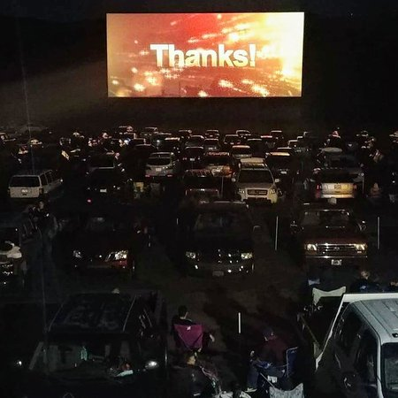 Kings Mountain, North Carolina: Hounds Drive-in theater