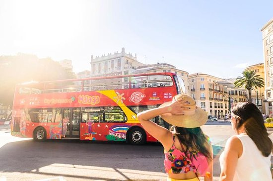 City Sightseeing Malaga Hop-On...