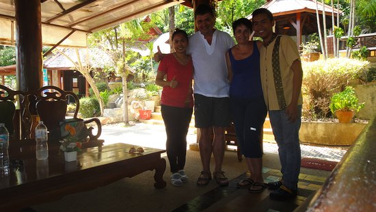 Searine Samui Boutique Resort : Happy Guest from Italy....