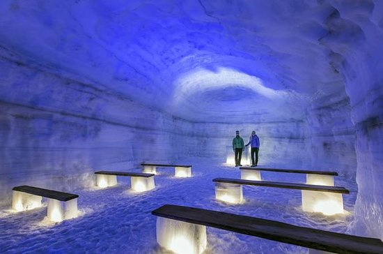 Into The Glacier Ice Cave Tour from...