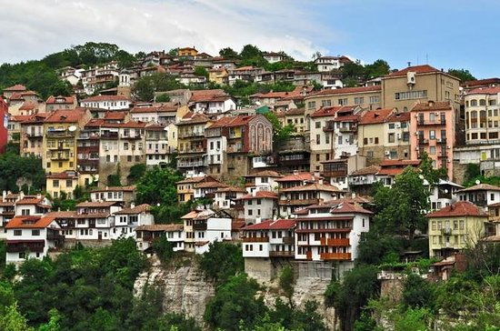 Veliko Tarnovo and Medieval Bulgaria...