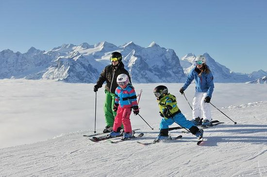 Zermatt Beginner Ski Lesson and Equipment Rental