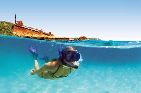 2-Day Moreton Island Adventure from...