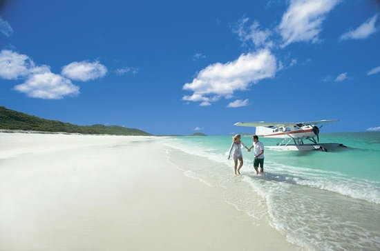 Whitsundays Seaplane Half Day Tour Including Great Barrier Reef and...