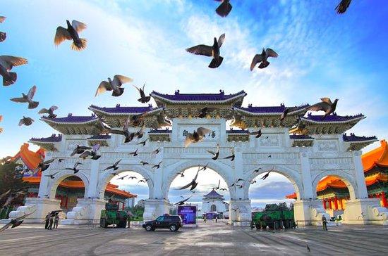 プライベート台北チャーターカー:4時間