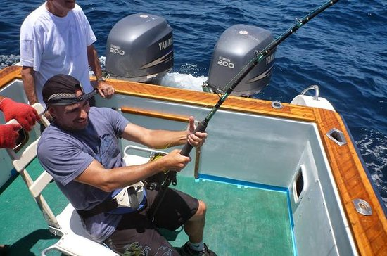 Full Day Fishing Marlin Tour in Galápagos