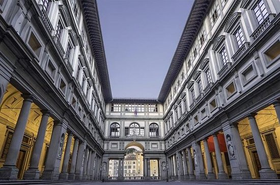 Uffizi Gallery Private Tour with 5...