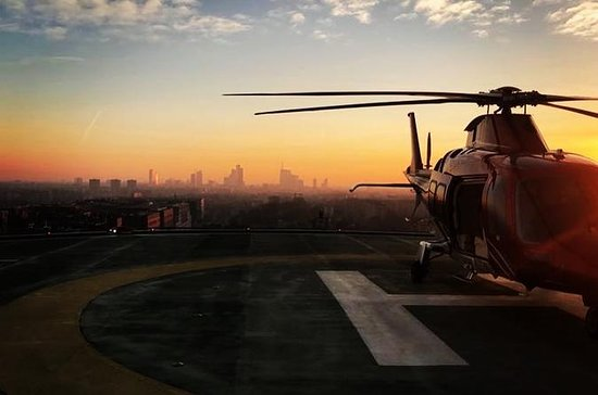 Helicopter Tours Milan City