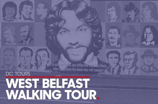 West Belfast Walking Tour