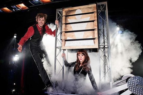 High Jinx Magic Show in Blackpool